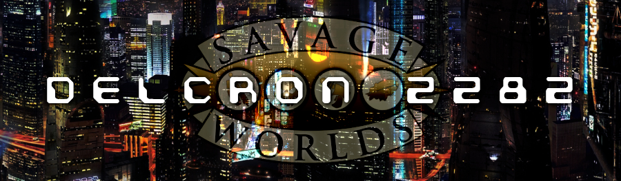 Savage Worlds artwork © Pinnacle Entertainment Group